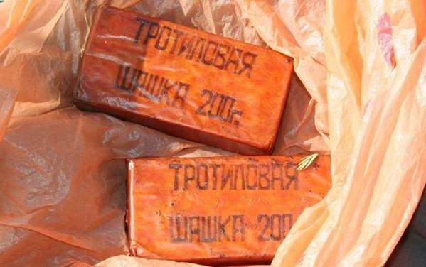 Militants stealed 800 kg of explosive from warehouses in Amvrosiyivka