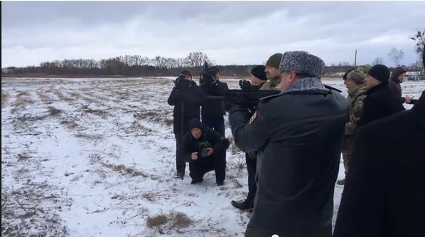 Ukraine President fires new Fort 221  made under license from Israel