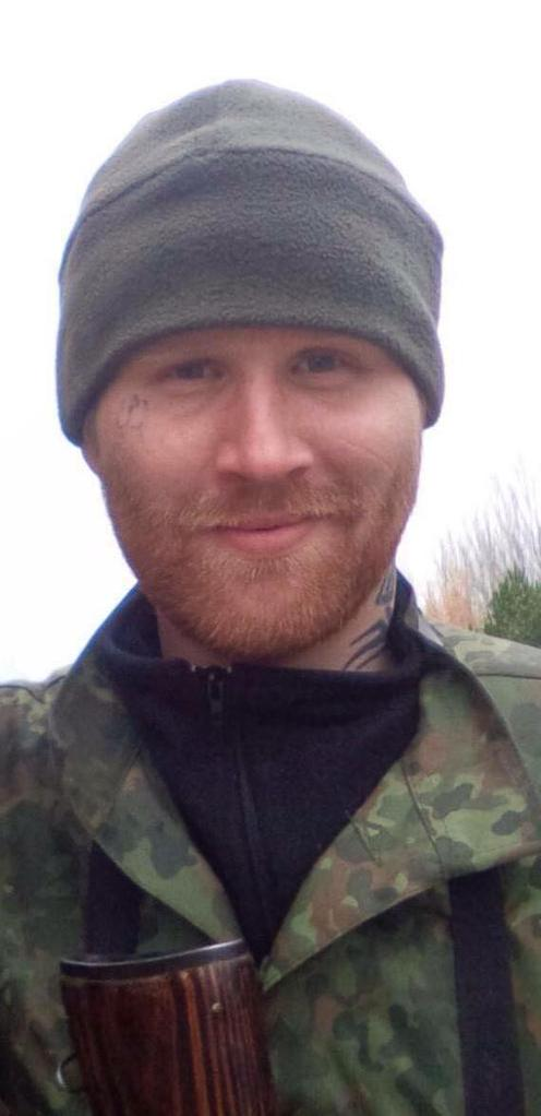 Azov fighter from Sweden Leo The Viking Sjöholm was killed in the road accident