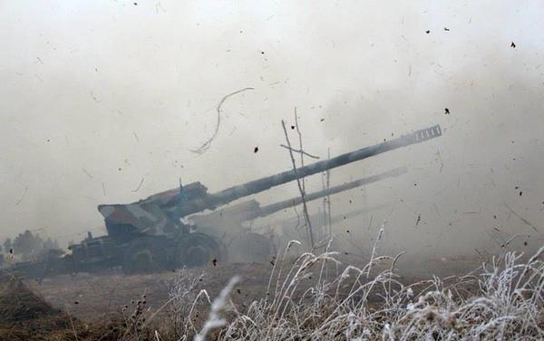 UN announced increased military activity at Donbass