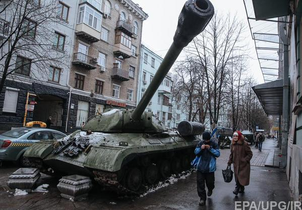 Residents of the Kalininskiy district in Donetsk appealed to the head of terroristic Donetsk Republic