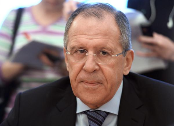 LAVROV: Moscow calls on West to stop scenario of military development in eastern Ukraine