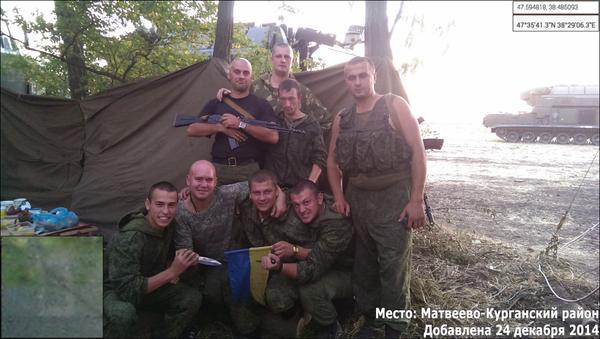 2 SA-15 Gauntlet near Ukrainian border in December