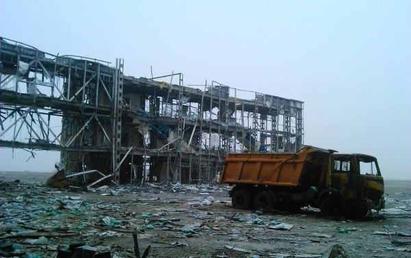 6 wounded soldiers at Donetsk airport per day, - The General staff