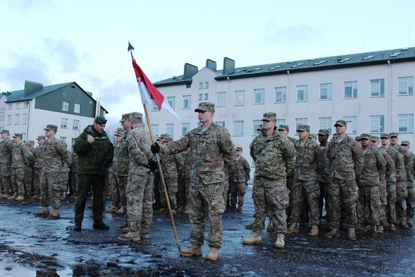 US Army's 3d & 2d Cav to train with Lithuanian Forces--Operation Atlantic Resolve
