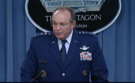 NATO Military Commander: Fighting Has Resumed in Eastern Ukraine