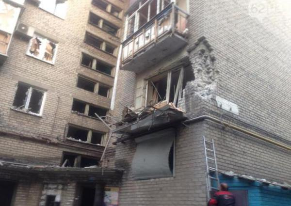 The artillery fire in Donetsk continues to kill civilians
