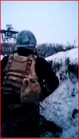 Russian militants attack Ukrainian troops at weather station Donetsk Airport