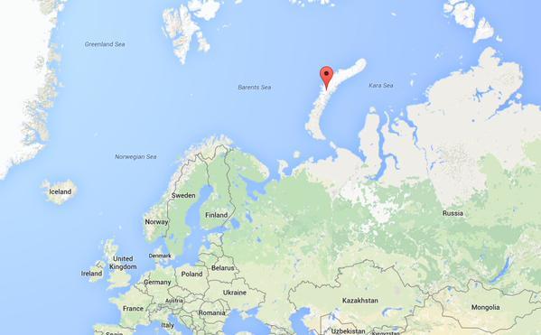 Russia to deploy regiment of S-400 launchers on Novaya Zemlya