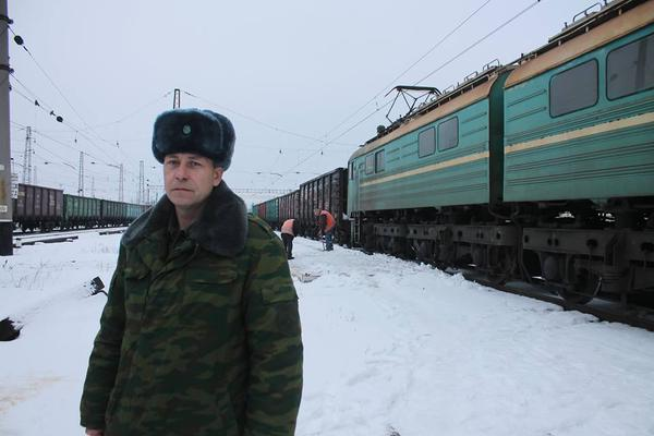 The DNR has sent 300 tonnes of coal to Kiev as a 'gesture of goodwill'