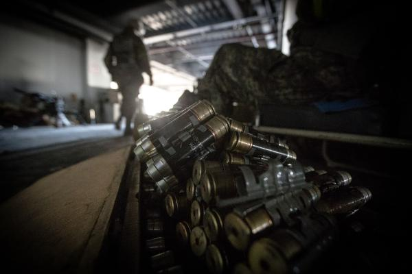 The militants came close to the cyborgs and prepare the provocation for the OSCE, - headquarters