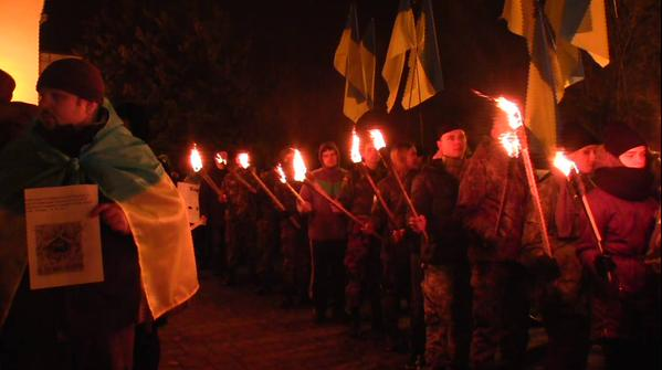 Rally in Mariupol gathered to commemorate those who died in the attack under the Volnovaha
