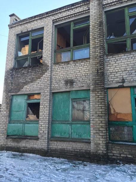 Militants do not stop to shoot at Avdiivka third day