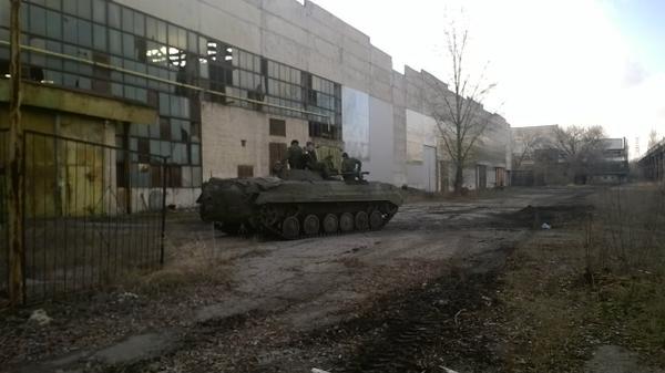 Russian Base in Bryanka