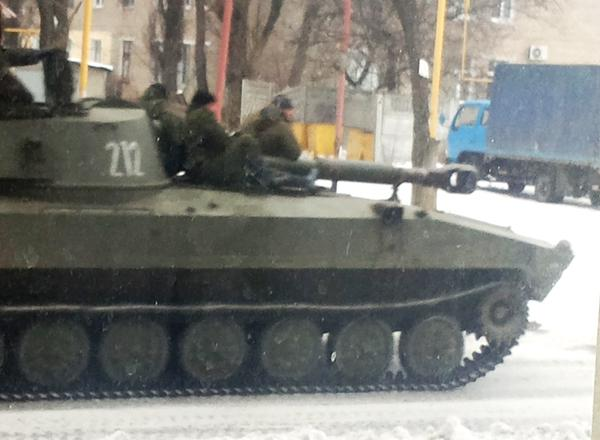 Strong bursts and explosions in Horlivka. Militants moving