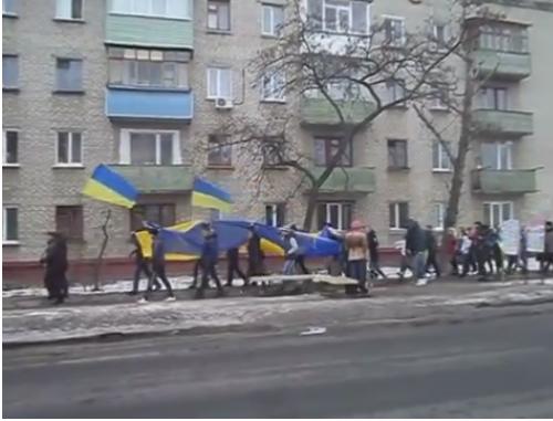 Severodonetsk on the March