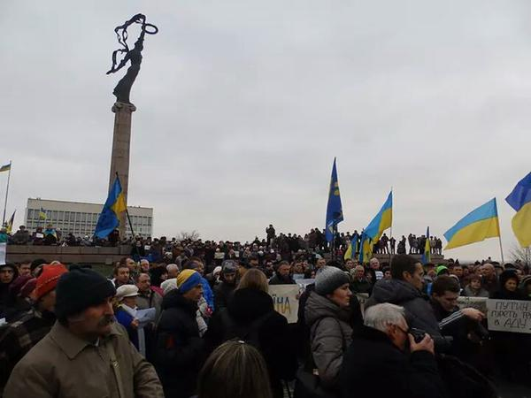 Kherson March of Peace