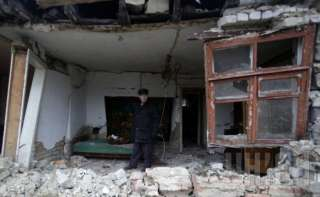 Militants have fired Tr'okhizbenka with mortars: one Ukrainian soldier was killed