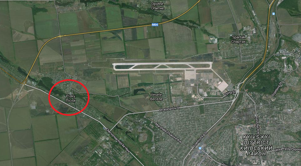 Reports of tank battle at Donetsk Airport &Pisky now Russia T-72s,T-64s supposedly seen in area