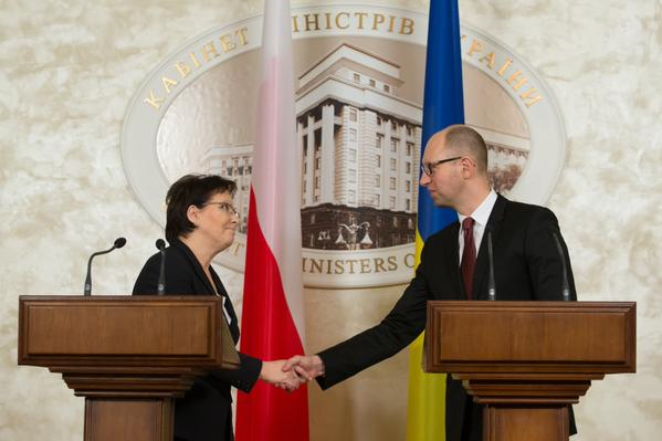 100mln EUR loan for Donbass rebuild from Poland to Ukraine