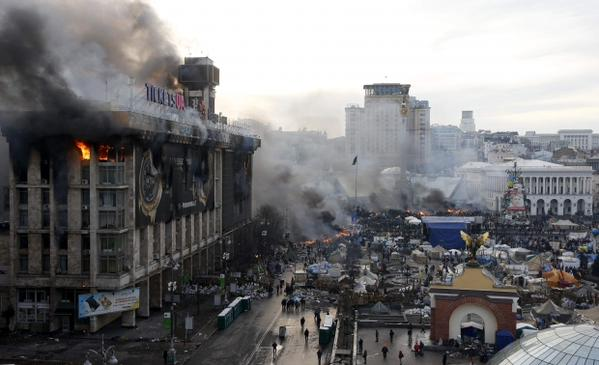 The GPU will require a life sentence for the two berkuts, who is accused of murder of Maidan protesters