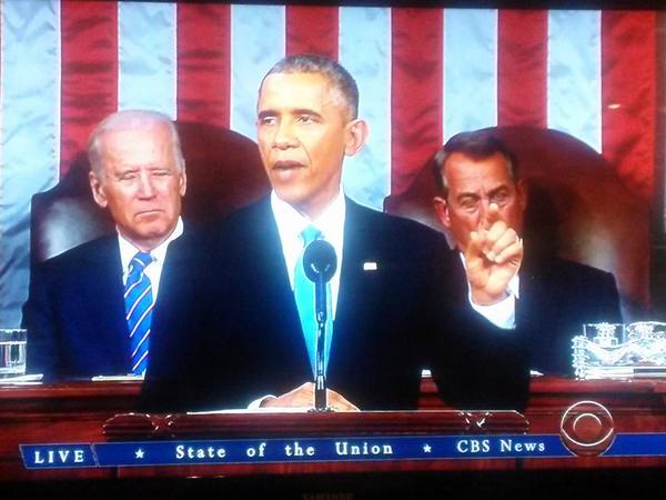 POTUS SOTU re Ukraine: 'Big nations can't bully small'