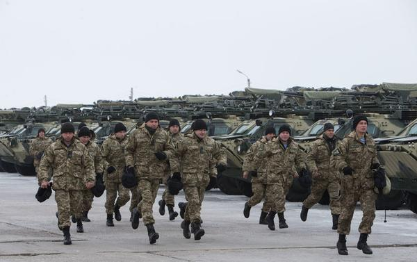 Cabinet of Ministers asks Rada to increase the number of Armed forces