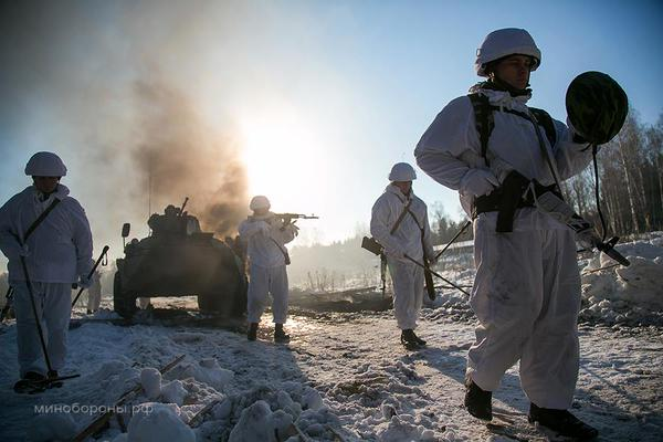 Hundreds of new tanks. The Security Council said about the increasing number of Russian occupants
