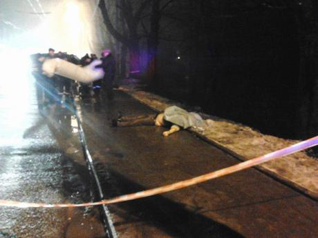 Businessman was killed in Lviv