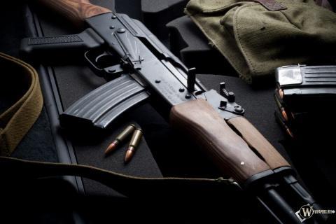 USA will produce AK-47