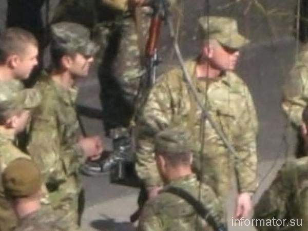 Mercenaries from Chelyabinsk  are going in Donets'k airport
