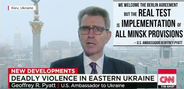 .@GeoffPyatt: Welcome Berlin agreement, but real test is implementation of all Minsk provisions