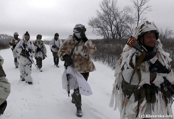 Soldiers of Ukraine
