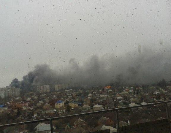 Ukrainian MIA: At least 10 civilians including children have been killed at Mariupol shelling