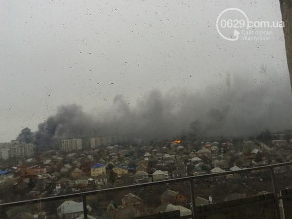 Russian journalist on Mariupol shelling: The offensive continues