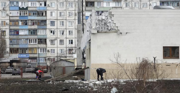 The UN believes the attack on the Mariupol war crime