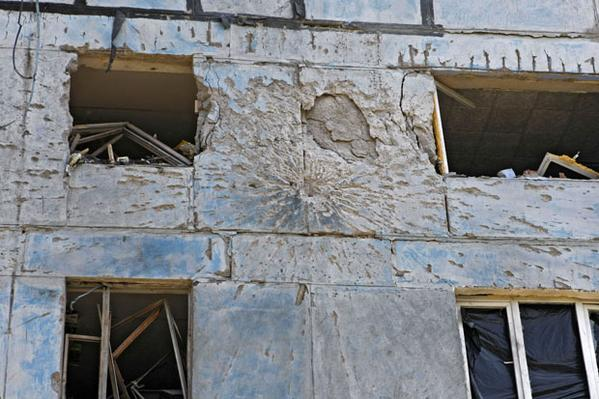 5 civilians were killed, 10 - wounded as a result of firing Gorlivka