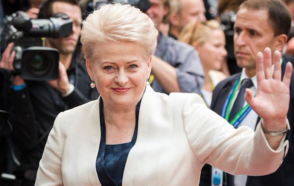 Grybauskaitė and McCain ahead Poroshenko in the ranking of lobbyists of Ukraine