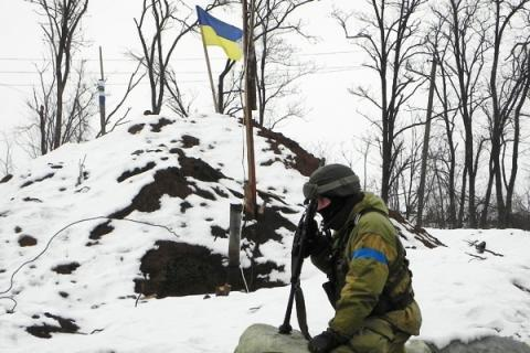 Media: Force of ATO recaptured position in the village Spartac and the mine near the metro radar