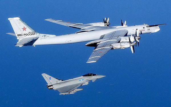 UK summons Russian ambassador after 'dangerous' bombers disrupt civil aircraft