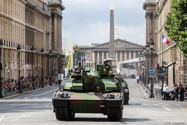 France Sending Tanks To Poland