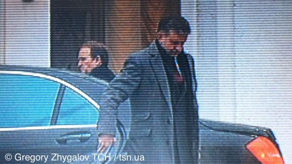 Man who looks like Medvdechuk on negotiations in Minsk