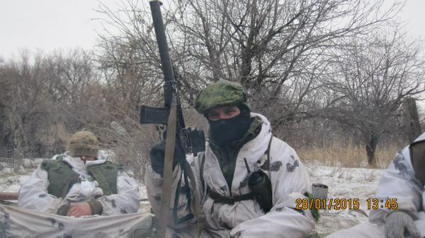 Russian BPM-97 Vystrel in Ukraine, presumably in Bryanka