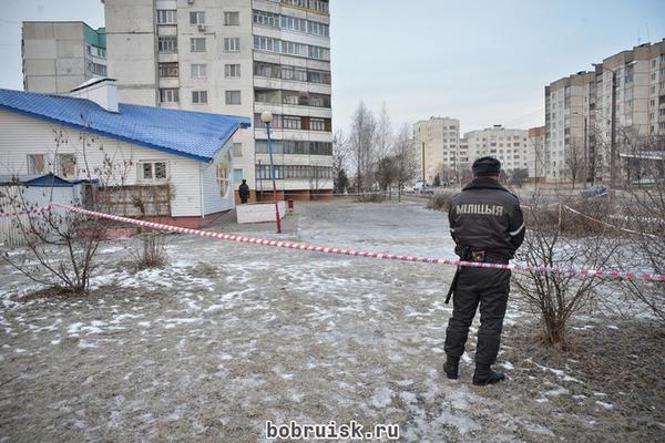 Belarus. Man blows himself up in Babruisk