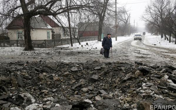 Six civilians were killed, 18 wounded for night in Donets'k region